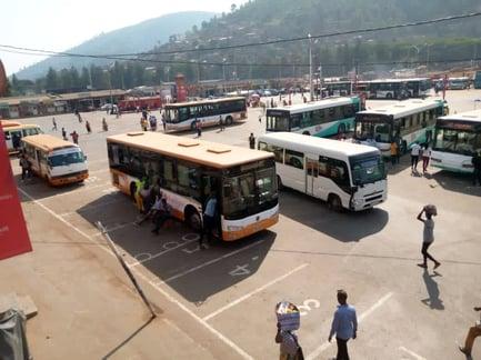 Kigali Nyabugogo Bus Station 2