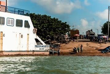 ghana_lake_boat_dock